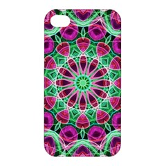 Flower Garden Apple Iphone 4/4s Hardshell Case by Zandiepants