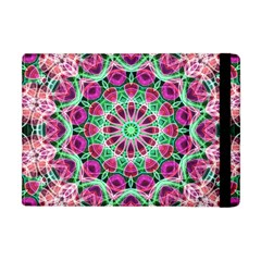 Flower Garden Apple Ipad Mini Flip Case by Zandiepants