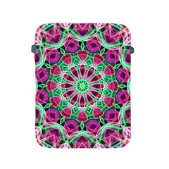 Flower Garden Apple Ipad Protective Sleeve by Zandiepants
