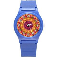 Gemstone Dream Plastic Sport Watch (small) by Zandiepants