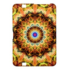 Ochre Burnt Glass Kindle Fire Hd 8 9  Hardshell Case by Zandiepants