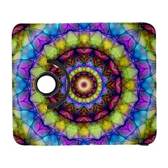Rainbow Glass Samsung Galaxy S  Iii Flip 360 Case by Zandiepants