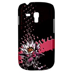 Flower Samsung Galaxy S3 Mini I8190 Hardshell Case by Rbrendes