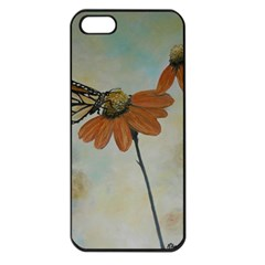 Monarch Apple Iphone 5 Seamless Case (black) by rokinronda