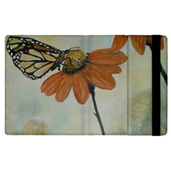 Monarch Apple Ipad 3/4 Flip Case by rokinronda