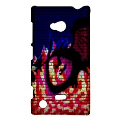 My Dragon Nokia Lumia 720 Hardshell Case by Rbrendes