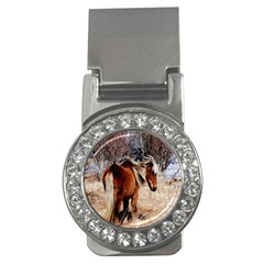 Pretty Pony Money Clip (cz)