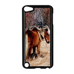 Pretty Pony Apple Ipod Touch 5 Case (black) by Rbrendes