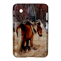 Pretty Pony Samsung Galaxy Tab 2 (7 ) P3100 Hardshell Case