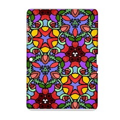 Bright Colors Samsung Galaxy Tab 2 (10 1 ) P5100 Hardshell Case