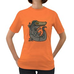MIWITU THE CROCODILE Women s T-shirt (Colored) by Contest1920010