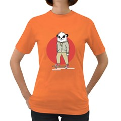 Cute Skater Women s T Shirt (colored) by Contest1915162