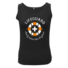 Lifeguard Amity Island Women s Tank Top (black) by chivieridesigns