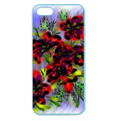 Dottyre Apple Seamless iPhone 5 Case (Color) by Rbrendes
