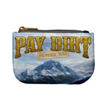 Pay Dirt - Player Bag - Orange - Mini Coin Purse