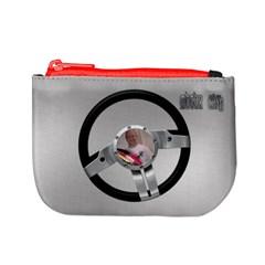 Car Spare Change Motor Cash Boys Toys By Charley Heselti   Mini Coin Purse   Trj4r24u8gwe   Www Artscow Com Front