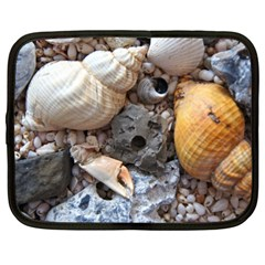 Beach Treasures Netbook Sleeve (XXL) by StuffOrSomething