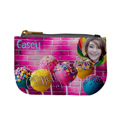 Candy Cash And Fruit Fund Coin Purse Naughty Good By Charley Heselti   Mini Coin Purse   Dnyntf07tnl9   Www Artscow Com Front