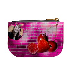 Candy Cash And Fruit Fund Coin Purse Naughty Good By Charley Heselti   Mini Coin Purse   Dnyntf07tnl9   Www Artscow Com Back