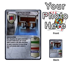 Heroscape Set 3 By Brian   Multi Purpose Cards (rectangle)   B9g906e65n10   Www Artscow Com Front 50