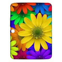 Gerbera Daisies Samsung Galaxy Tab 3 (10 1 ) P5200 Hardshell Case  by StuffOrSomething