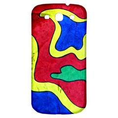 Abstract Samsung Galaxy S3 S Iii Classic Hardshell Back Case by Siebenhuehner