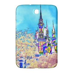 Castle For A Princess Samsung Galaxy Note 8 0 N5100 Hardshell Case  by rokinronda