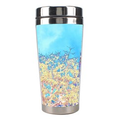 Castle For A Princess Stainless Steel Travel Tumbler by rokinronda