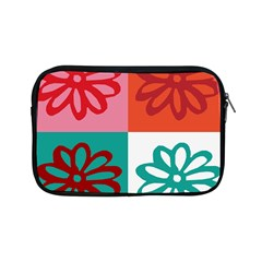 Flower Apple Ipad Mini Zippered Sleeve by Siebenhuehner