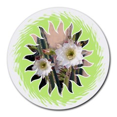 20131123 3 8  Mouse Pad (round) by SomethingLouisaMade