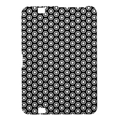 Groovy Circles Kindle Fire Hd 8 9  Hardshell Case by StuffOrSomething