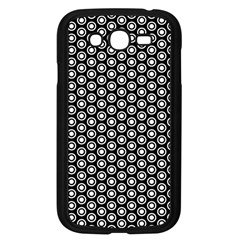 Groovy Circles Samsung Galaxy Grand Duos I9082 Case (black) by StuffOrSomething