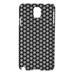 Groovy Circles Samsung Galaxy Note 3 N9005 Hardshell Case by StuffOrSomething