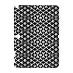 Groovy Circles Samsung Galaxy Note 10 1 (p600) Hardshell Case by StuffOrSomething