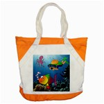 Under Water beach bag - Accent Tote Bag