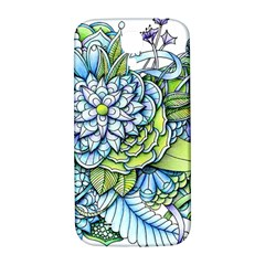 Peaceful Flower Garden Samsung Galaxy S4 I9500/i9505  Hardshell Back Case by Zandiepants