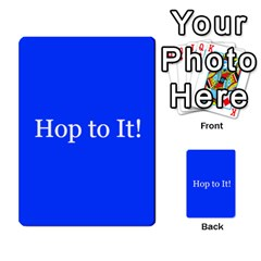 Sharp Practice By Wulf Corbett   Multi Purpose Cards (rectangle)   P1kcubbqvfmg   Www Artscow Com Front 30