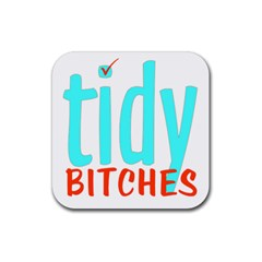 Tidy Bitcheslarge1 Fw Drink Coasters 4 Pack (Square) by tidybitches