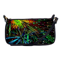 Exploding Fireworks Evening Bag by StuffOrSomething