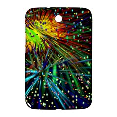 Exploding Fireworks Samsung Galaxy Note 8 0 N5100 Hardshell Case  by StuffOrSomething
