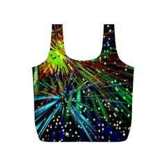 Exploding Fireworks Reusable Bag (s) by StuffOrSomething