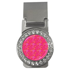 Psychedelic Kaleidoscope Money Clip (cz) by StuffOrSomething