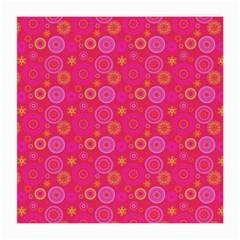 Psychedelic Kaleidoscope Glasses Cloth (medium) by StuffOrSomething