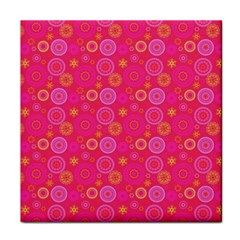 Psychedelic Kaleidoscope Face Towel by StuffOrSomething