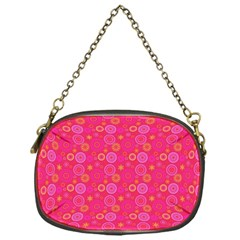 Psychedelic Kaleidoscope Chain Purse (one Side) by StuffOrSomething