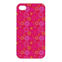 Psychedelic Kaleidoscope Apple Iphone 4/4s Premium Hardshell Case by StuffOrSomething