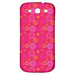 Psychedelic Kaleidoscope Samsung Galaxy S3 S Iii Classic Hardshell Back Case by StuffOrSomething