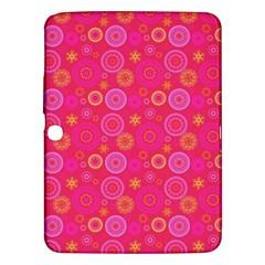 Psychedelic Kaleidoscope Samsung Galaxy Tab 3 (10 1 ) P5200 Hardshell Case  by StuffOrSomething