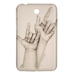 I Love You Samsung Galaxy Tab 3 (7 ) P3200 Hardshell Case