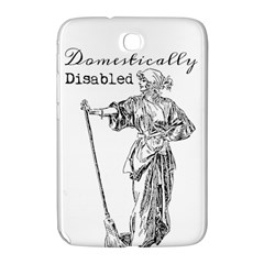 Domestically Disabled Samsung Galaxy Note 8 0 N5100 Hardshell Case  by StuffOrSomething